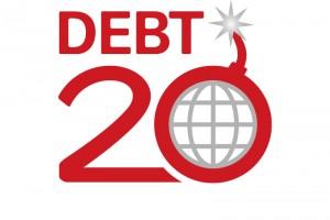 2016 Debt20 Logo