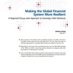 Making the Global Financial System More Resilient-cover