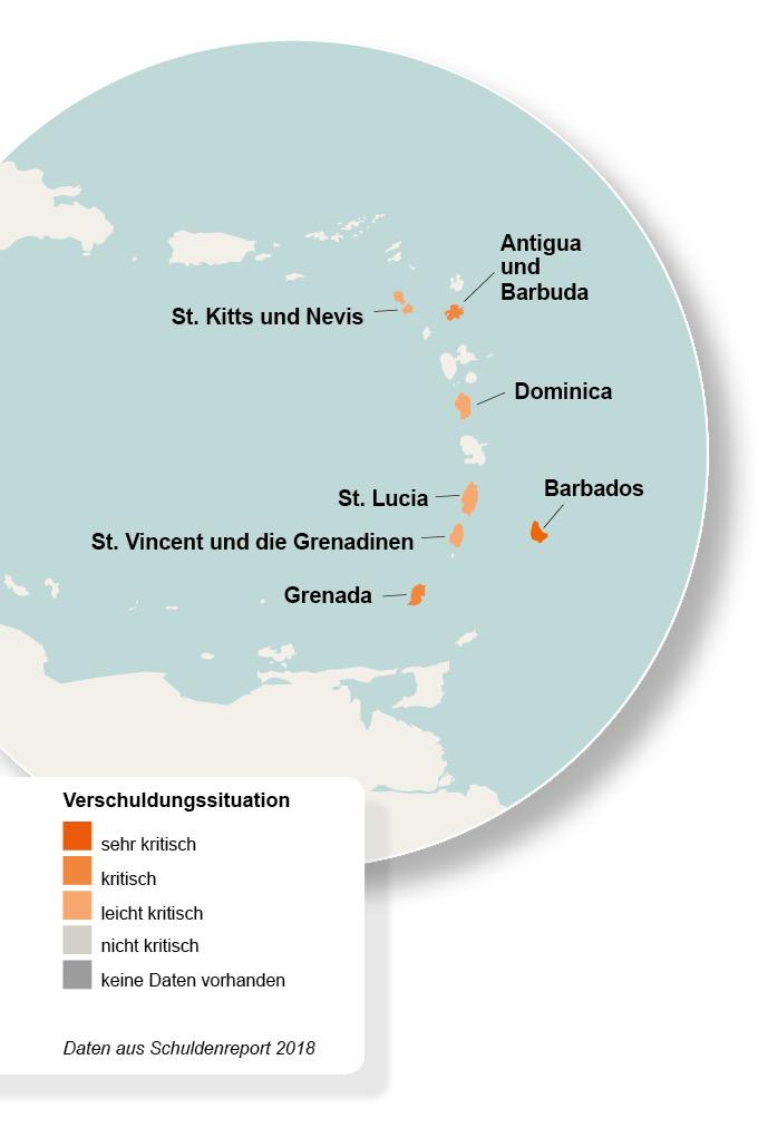 Karibik Karte.Karte Karibik Erlassjahr De